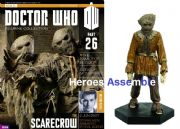 Doctor Who Figurine Collection #026 Scarecrow Eaglemoss